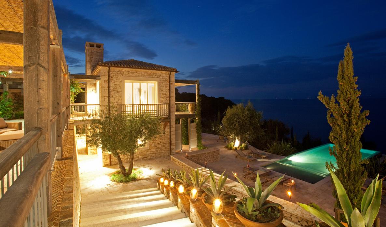 Villa Pelagia Corfu Architect
